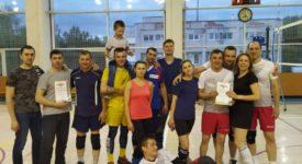 Волейбольный турнир среди мужских команд, в честь Дня города