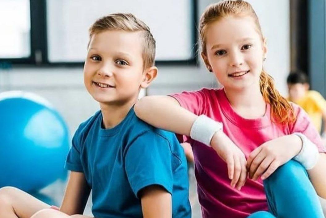 ☝Физическая подготовка – залог здоровья вашего ребенка!
