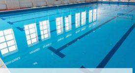 С 1 сентября плавательный бассейн возобновляет свою работу